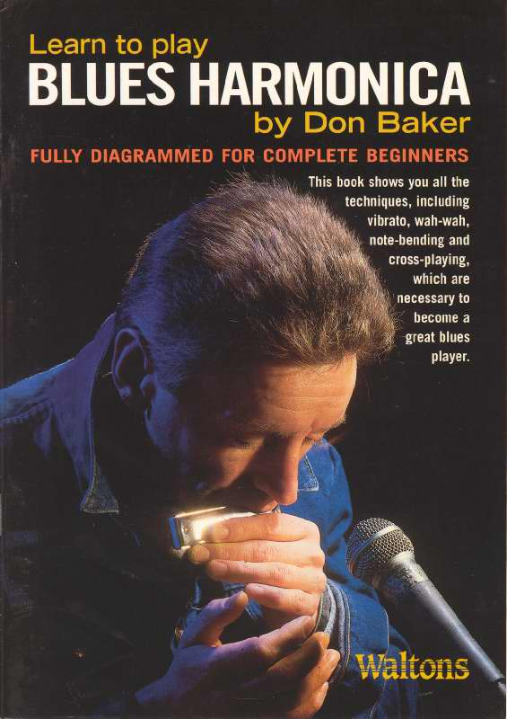 Download Beginning Harmonica: Learn To Play The Blues ...