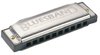 Hohner Blues Band Mondharmonica