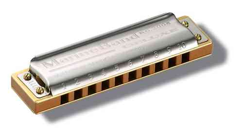 Hohner Marine Band de Luxe
