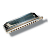 Hohner Silver Concerto Chromaat