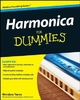 Harmonica For Dummies + CD